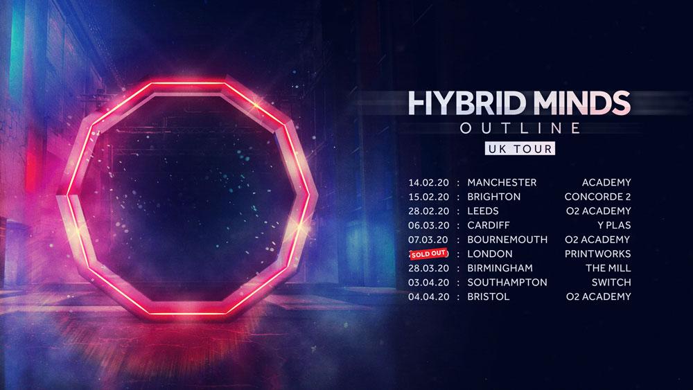 Hybrid Minds Announcement Event